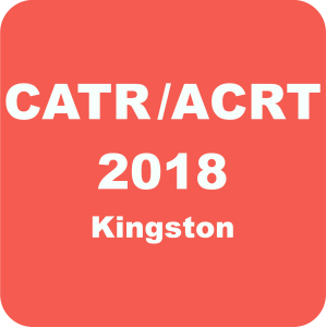 CATR / ACRT 2018 Kingston